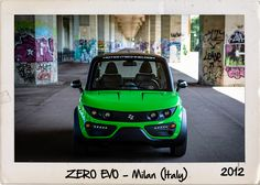 Tazzari Zero Evo - Milan (Italy) - 2012WWW.TAZZARI-ZERO.COM #TAZZARI #ZERO #EM1 #TAZZARIEV #ELECTRICCAR #ZEROEMISSION #DESIGN #LUXURY #ELEKTROAUTO #COCHEELECTRICO #VOITUREELECTRIQUE #CARROELETRICO #ELEKTRISCHEAUTO #ELEKTRIKLIARABA #ZZ #IMOLA #MADEINITALY