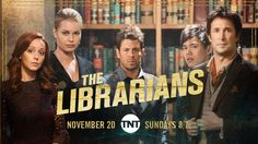 The Librarians Season 3: November 20th '16!