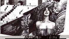 Image result for comic version of the tales of the arabian nights