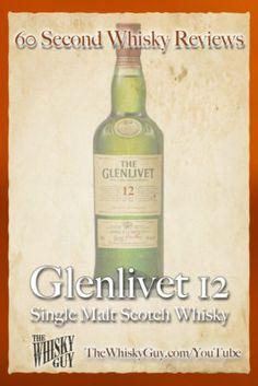 Should you spend your money on Glenlivet 12 Single Malt Scotch Whisky? Find out…