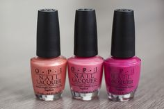 OPI Nail Lacquer--Can never have too many :) Nail Lacquer, Opi Nail Polish, Opi Nails, Nail Polish Colors, Nail Polishes, All Things Beauty, Girly Things, Girly Stuff, Fun Stuff