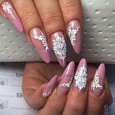 3d Nails, Nail Manicure, Glitter Nails, Fabulous Nails, Gorgeous Nails, Pretty Nails, Nail Atelier, School Nails, Beautiful Nail Designs