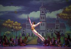 Blancanieves. Ballet de Cámara del Teatro Municipal de Santiago. Foto de…