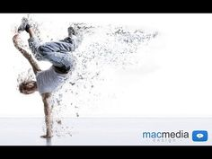 ▶ Photoshop Tutorial - Partikel Effekt / Dispersion Effekt - (Anleitung, Deutsch, HD) - YouTube