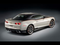 2008 Chevrolet Camaro Dale Jr by matsw007