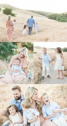 This location is one of my favorites in Orange County in the spring. The light and tones are such a stunning backdrop for family sessions at this time of year. Love this session so much of Ashley and her family in this gorgeous Orange County field....Jen Gagliardi is now…