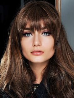 The Best Bangs for Every Face Shape | Byrdie.com | Bloglovin'