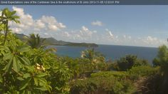 Villa Great Expectations, South Shore of St. John, U.S. Virgin Islands - great view from St. John on November 5th, 2013