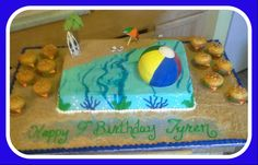 Beach cake #food#fun#sun#sueberry
