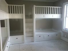 How to Make a White Bunk Bed Design