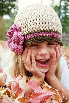 Crochet hats by Hook Happy on Etsy