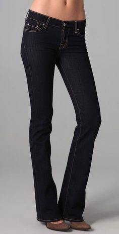 NWT SEVEN FOR ALL MANKIND THE SKINNY BOOT CUT, RINSE WASH, SZ 29 #7ForAllMankind #BootCut #ebay #sale