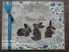 Stampin' on the Prairie: Ears to You Chocolate Bunnies