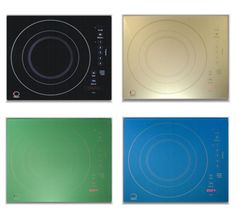 COLORS INDUCTION HOBS CALI®