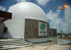 #gruposadasi LAS MEJORES CASAS DE MÉXICO. Conozca Ka Yok, el Planetario de Cancún que lo acercará a la ciencia y la tecnología de manera agradable y divertida. Cuenta con un Museo del Agua, auditorio y observatorio, además de proyecciones astronómicas y científicas. Usted puede disfrutar de este interesante lugar al adquirir una casa de GRUPO SADASI en nuestros desarrollos de Cancún. Le invitamos a comunicarse con nosotros al 01(800)10801080 para que uno de nuestros asesores le brinde…
