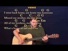 Will the Circle Be Unbroken - Strum Guitar Cover Lesson with Chords / Lyrics - YouTube