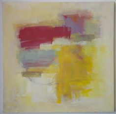 a tutorial on how to create your own abstract art pieces - and save lots of money!