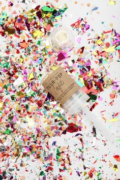 Thimblepress Push Pop Confetti - Urban Outfitters