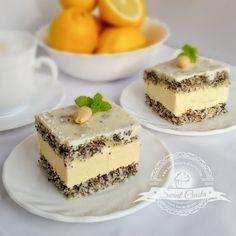 Makowa panienka | Świat Ciasta