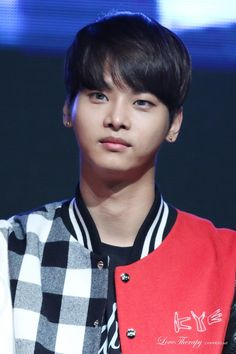 Omg Hakyeon you baby❤️❤️FY! VIXX