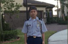 Peter Wang, JROTC student killed in Florida mass shooting at Margery Stoneman Douglas High School