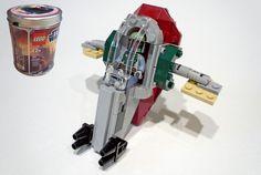 Star Wars Celebration VI - LEGO Star Wars Exclusive Slave I & Boba Fett http://www.hothbricks.com