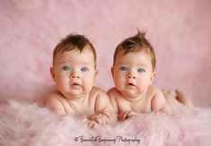 Image detail for -The twins are 4 months old!! - Beautiful Beginnings Photography