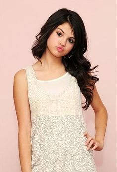 I find her gorgeous as well...Mr. Bieber is a lucky man