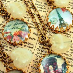 cute ideas for vintage necklace Paris Photography, Jewelry Photography, Spanish Dancer, Vintage Jewelry, Handmade Jewelry, Romantic Paris, Paris Girl, Vintage Paris, S Girls