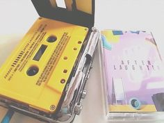 After Laughter Cassette ~ beautiful