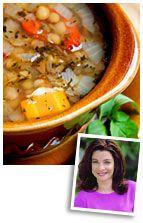 Lentil Soup Recipe   Tony Horton, P90x Guidebook Enjoy!