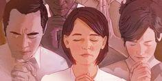 Nhiều người từ các nước đang cầu xin cho Nước Đức Chúa Trời đến