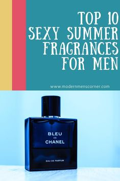 Every Man Should Smell Amazing. Check this out. 10 BEST SUMMER FRAGRANCES FOR MEN. The summer is approaching and if your fragrance choice is not on point hot temperatures will completely ruin your game. Best Fragrance For Men, Best Fragrances, Top 10 Men's Cologne, Chanel Allure Homme, New Things To Learn, Modern Man, Smell Good, Game