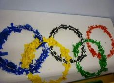 Sport crafts for toddlers winter olympics Trendy ideas Olympic Idea, Olympic Games, Olympic Crafts, Sport Craft, Winter Olympics, Special Olympics, Preschool Crafts, Preschool Ideas, Preschool Winter