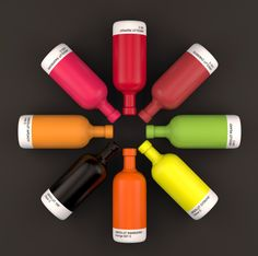 """We've seen the Pantone name applied to a good number of products over the years, but this concept by designer Txaber – and alas it is only a concept at this time – simply looked too gorgeous not to share. Take it away, Txaber: """"The bottle wears Pantone and the message is very direct. In each design the color is the representative of the …"""