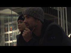 Michael Phelps' Reaction to Rule Yourself Spot   Michael Phelps and his fiancée watch the new Under Armour Rule Yourself spot for the first time at Under Armor's headquarters. The campaign, which drops on Tuesday, March 8, struck an emotional chord with the swimmer.