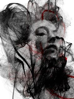 Joanna - generative portrait