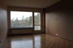 Dark and narrow living room Narrow Living Room, New Homes, Windows, Dark, Ramen, Window