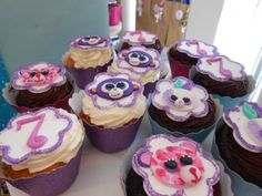 Beanie Boo Kids Party with Invitations, Favor Tags and Table Tent Cards by Twinspiring Design on Etsy