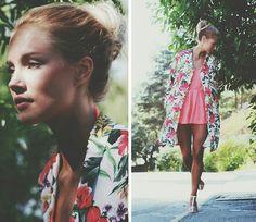 #mode #fashion #petrakarlsson #summer #outfit #dress #flowers  http://lookbook.nu/petrakarlsson