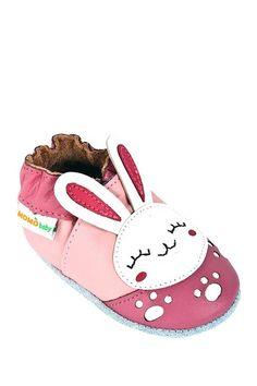 Leather Bunny Slip-On Shoe on HauteLook