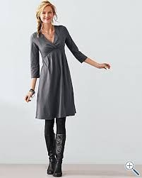 Image result for dresses and boots