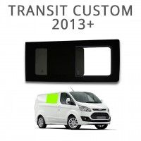 Right opening window for Ford Transit Custom 2013+