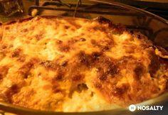 Tejben sült rántott hús Macaroni And Cheese, Ethnic Recipes, Food, Mac And Cheese, Essen, Meals, Yemek, Eten