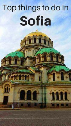 Top things to do and see in Sofia, Bulgaria.************************************************************************************ Sofia | Sofia Bulgaria | Things to do in Sofia | What to do in Sofia | Where To Stay in Sofia | Day Trips from Sofia | Vitosha Mountain | Sofia Travel Guide