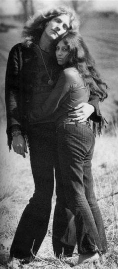 Robert and Maureen Plant
