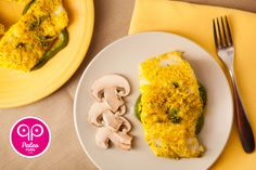 Almond Crusted Baked Cod