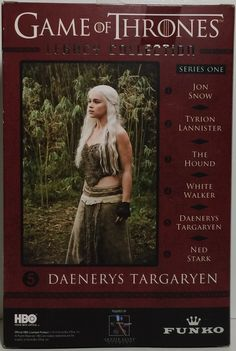 (TAS031755) - Funko Game Of Thrones Legacy Collection - Daenerys Targaryen