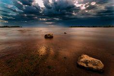 Sunset Storm by Garett Gabriel, via Flickr