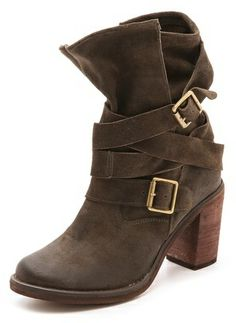 Jeffrey campbell France Wrap Strap Boots $138.60